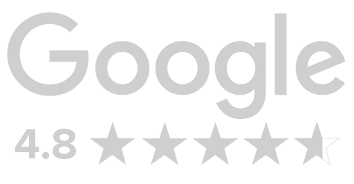 Google 4.8 star rating